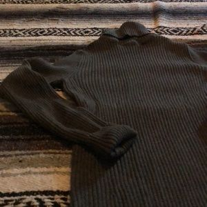 Gap grey Turtle Neck